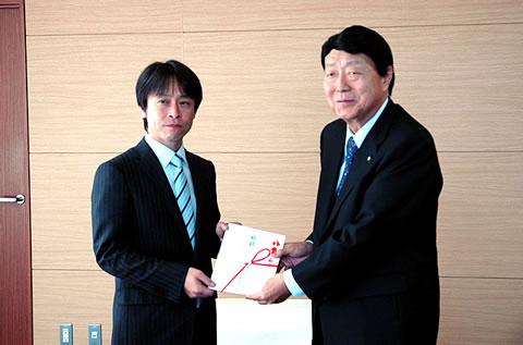 12月18日 選手会伊勢崎支部「ふ...
