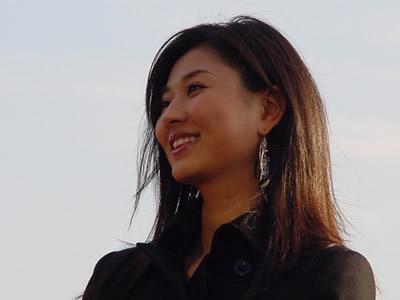 美人な菊川怜。